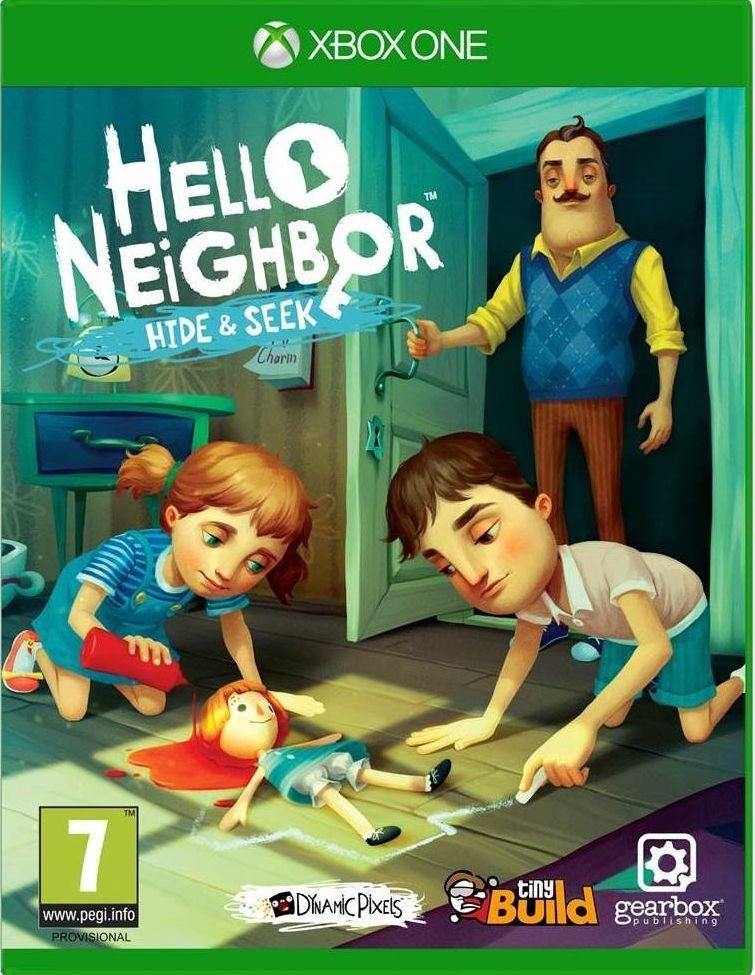 Hello Neighbor: Hide & Seek Hello Neighbor (Привет Сосед - Прятки) Русская версия (Xbox One)