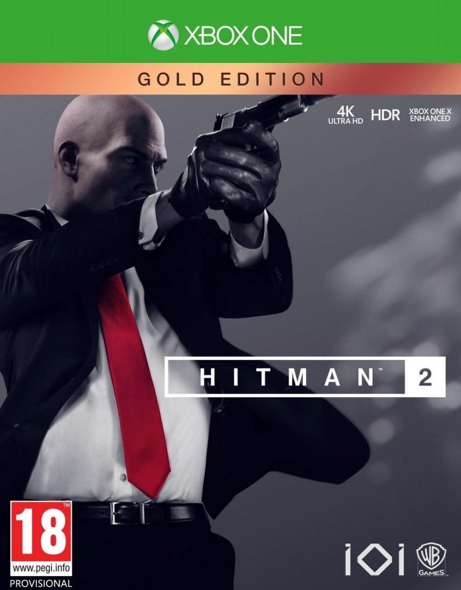 Hitman 2 Gold Edition Русская Версия (Xbox One)