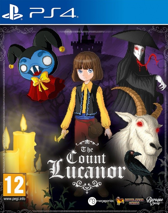 The Count Lucanor (PS4)