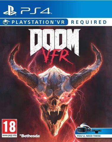 DOOM VFR (Только для PS VR) Русская Версия (PS4)