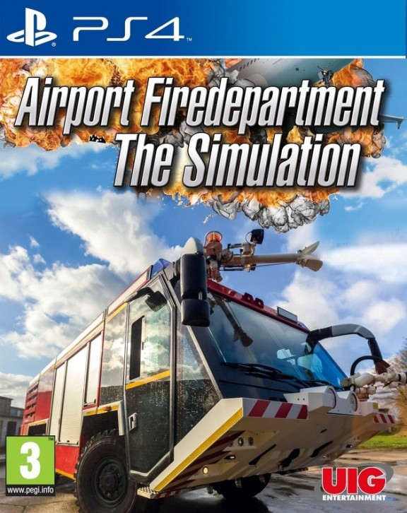 Firefighters: Airport Fire Department (PS4)