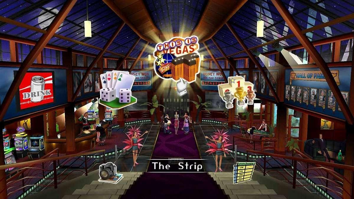 Vegas Party (PS4)