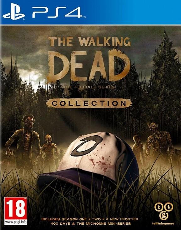 The Walking Dead (Ходячие мертвецы): The Telltale Series Collection Русская Версия (PS4)