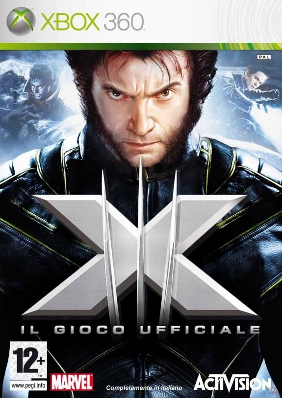 X-Men: The Official Game (Xbox 360) (Xbox 360)