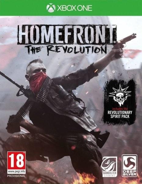 Homefront: The Revolution Day One Edition (Издание первого дня) (Xbox One)