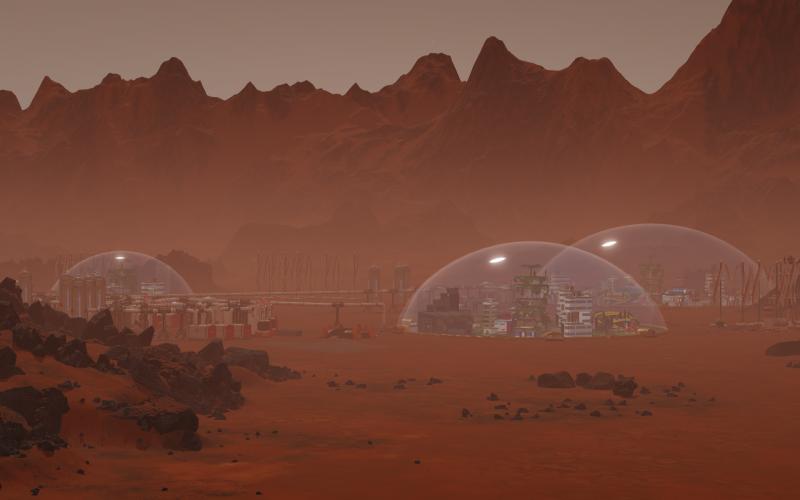 Surviving Mars Русская Версия (PS4)