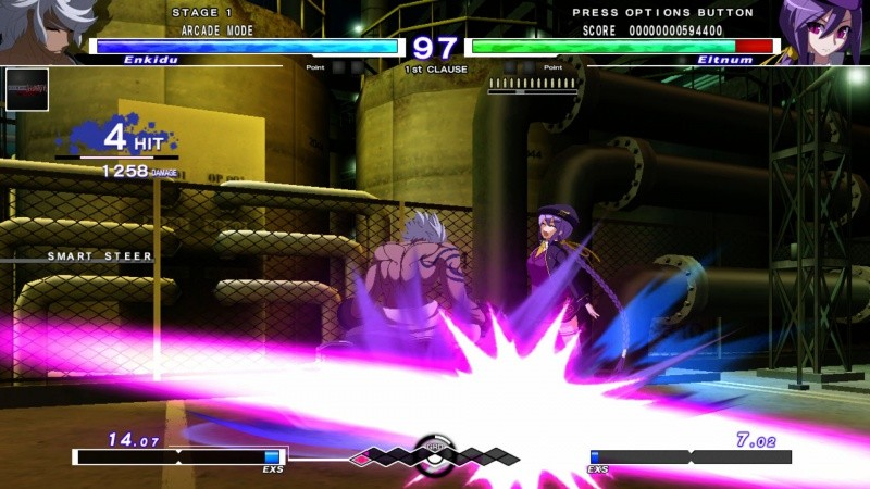 Under Night In-Birth EXE: Latest1 (PS4)
