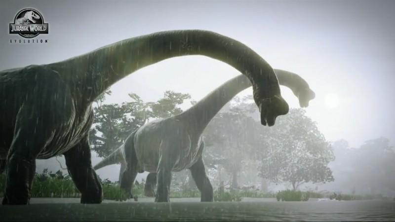 Jurassic World: Evolution (Мир Юрского Периода: эволюция) Русская Версия (PS4)