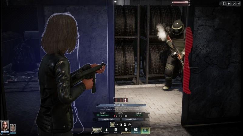 Phantom Doctrine (PS4)