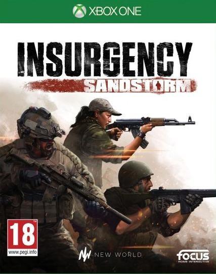 Insurgency: Sandstorm Русская Версия (Xbox One)