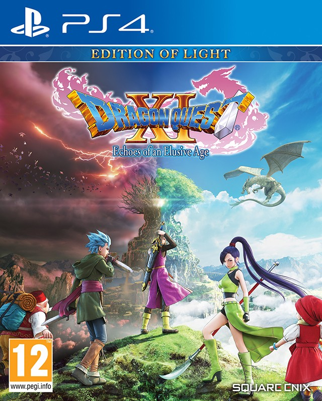 Dragon Quest 11 (XI): Echoes of an Elusive Age (PS4)