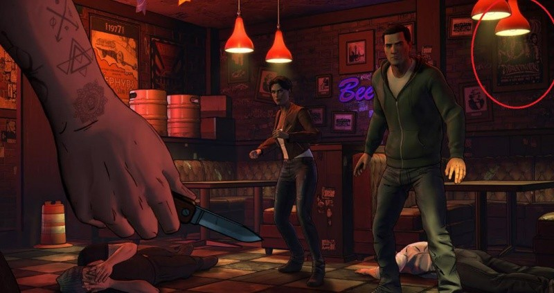 The Wolf Among Us 2 (PS4)