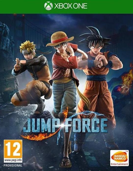 Jump Force Русская Версия (Xbox One)