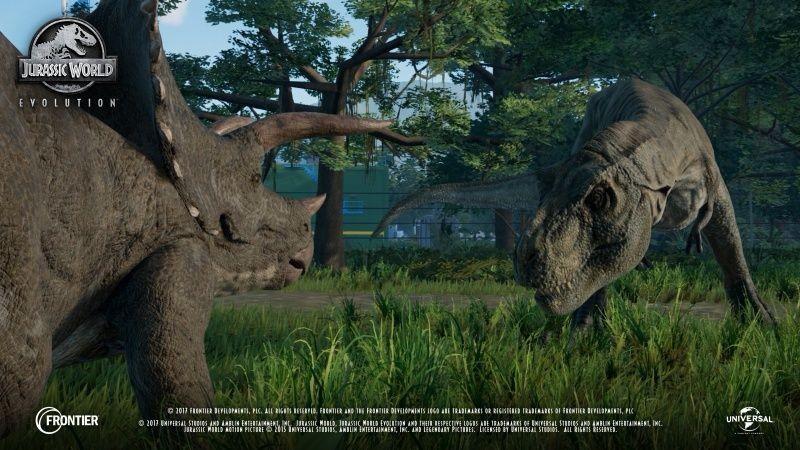 Jurassic World: Evolution (Мир Юрского Периода: эволюция) Русская Версия (Xbox One)