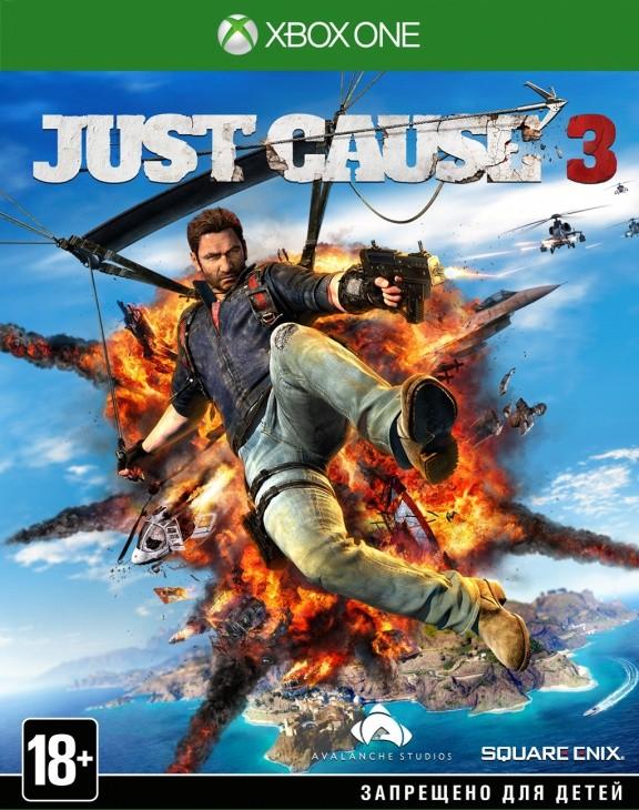 Just Cause 3 Day One Edition (Издание первого дня) (Xbox One)