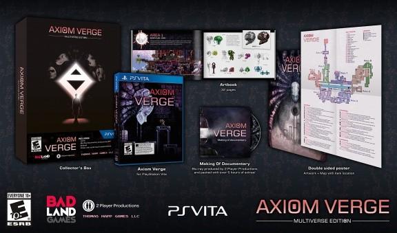 Axiom Verge: Multiverse Edition Русская Версия (PS4)