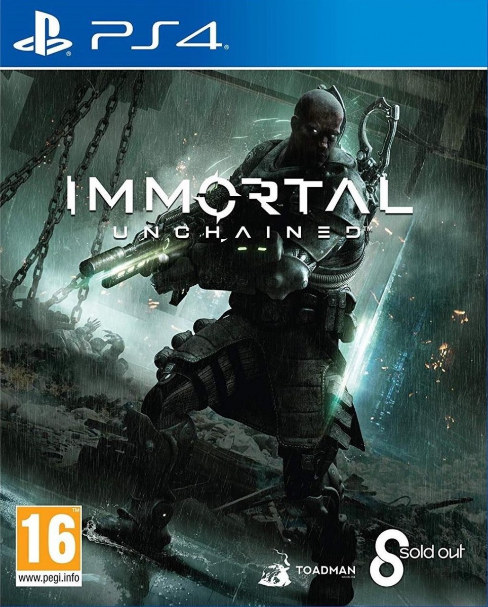 Immortal Unchained Русская версия (PS4)