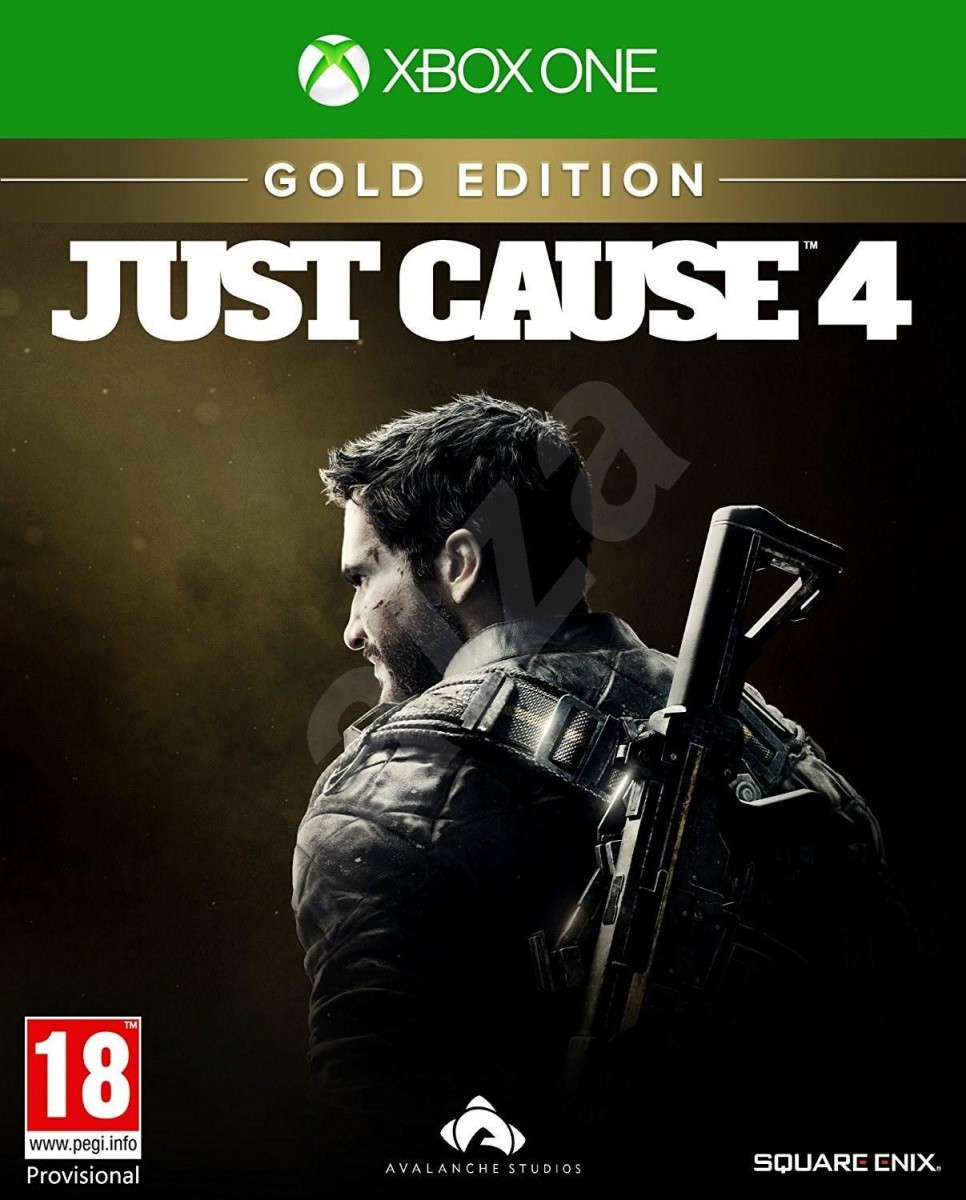 Just Cause 4 Золотое издание (Gold Edition) Русская Версия (Xbox One)