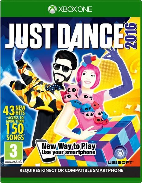 Just Dance 2016 для Kinect (Xbox One)
