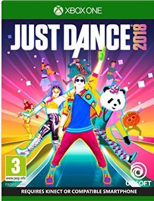 Just Dance 2018 (с поддержкой Kinect) Русская Версия (Xbox One)