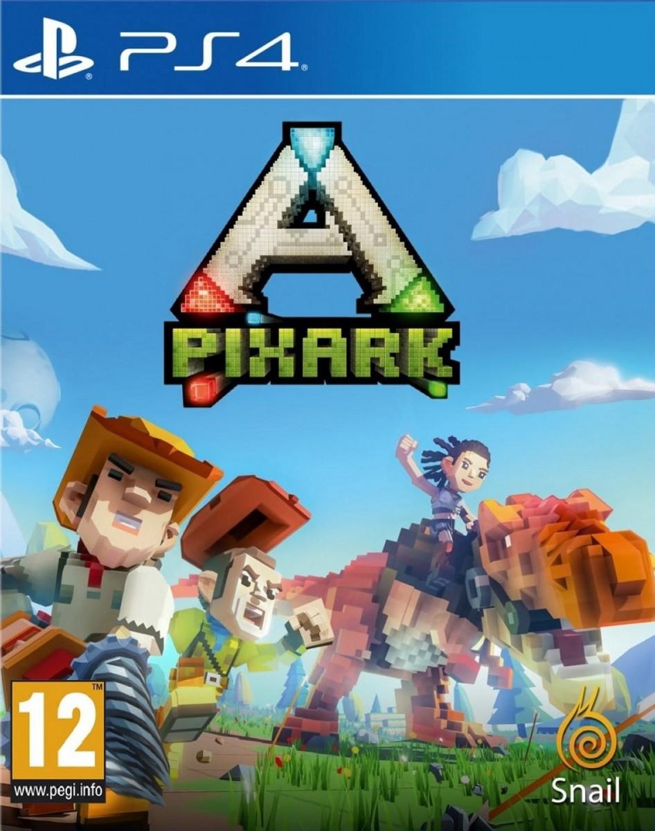 PixARK Русская Версия (PS4)