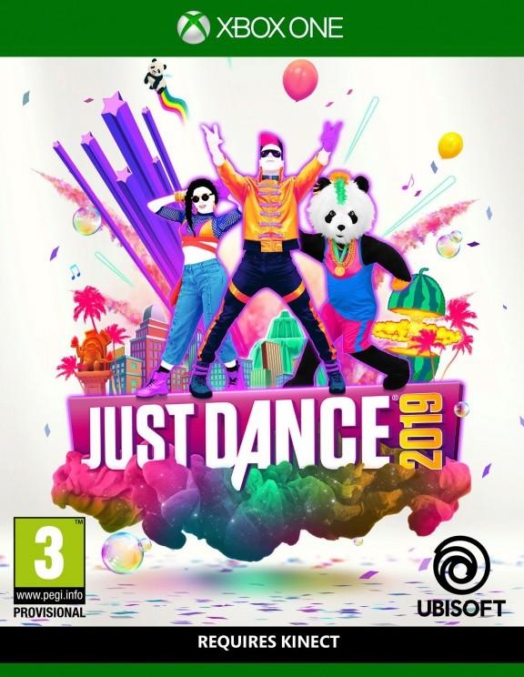 Just Dance 2019 Русская Версия (Xbox One)