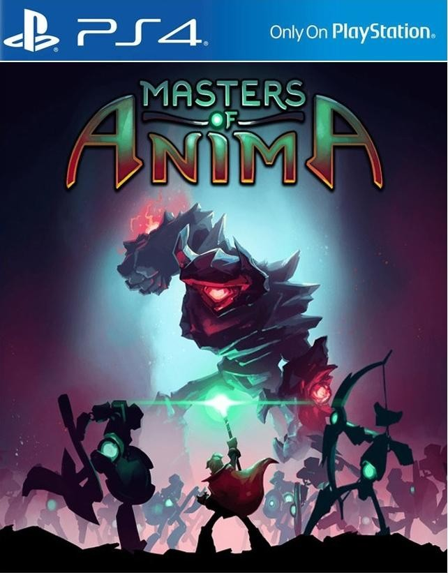Masters of Anima (PS4)