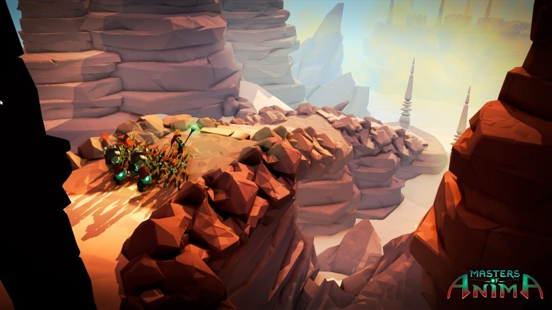 Masters of Anima (Xbox One)