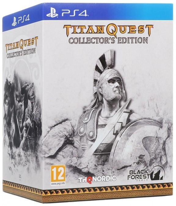 Titan Quest Коллекционное издание Русская Версия (PS4)