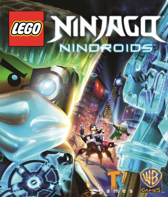LEGO Ninjago: Nindroids Русская Версия (Switch)