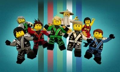 LEGO Ninjago: Nindroids Русская Версия (PS4)