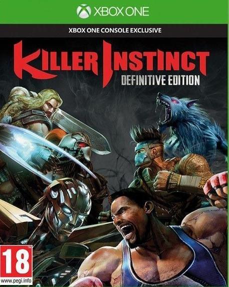 Killer Instinct Definitive Edition Русская Версия (Xbox One)
