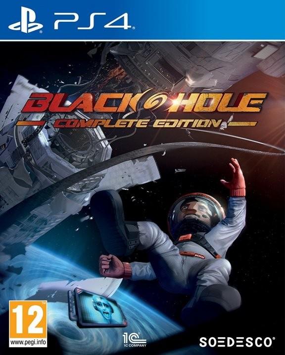 Blackhole Complete Edition Русская Версия (PS4)
