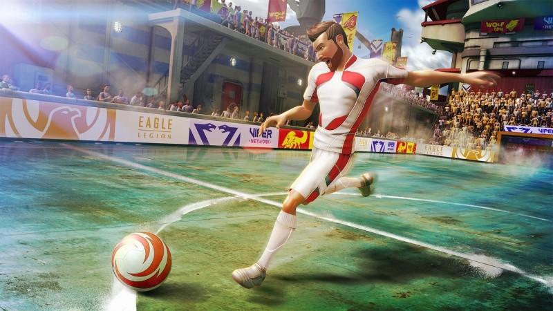 Kinect Sports Rivals для Kinect Русская Версия (Xbox One)