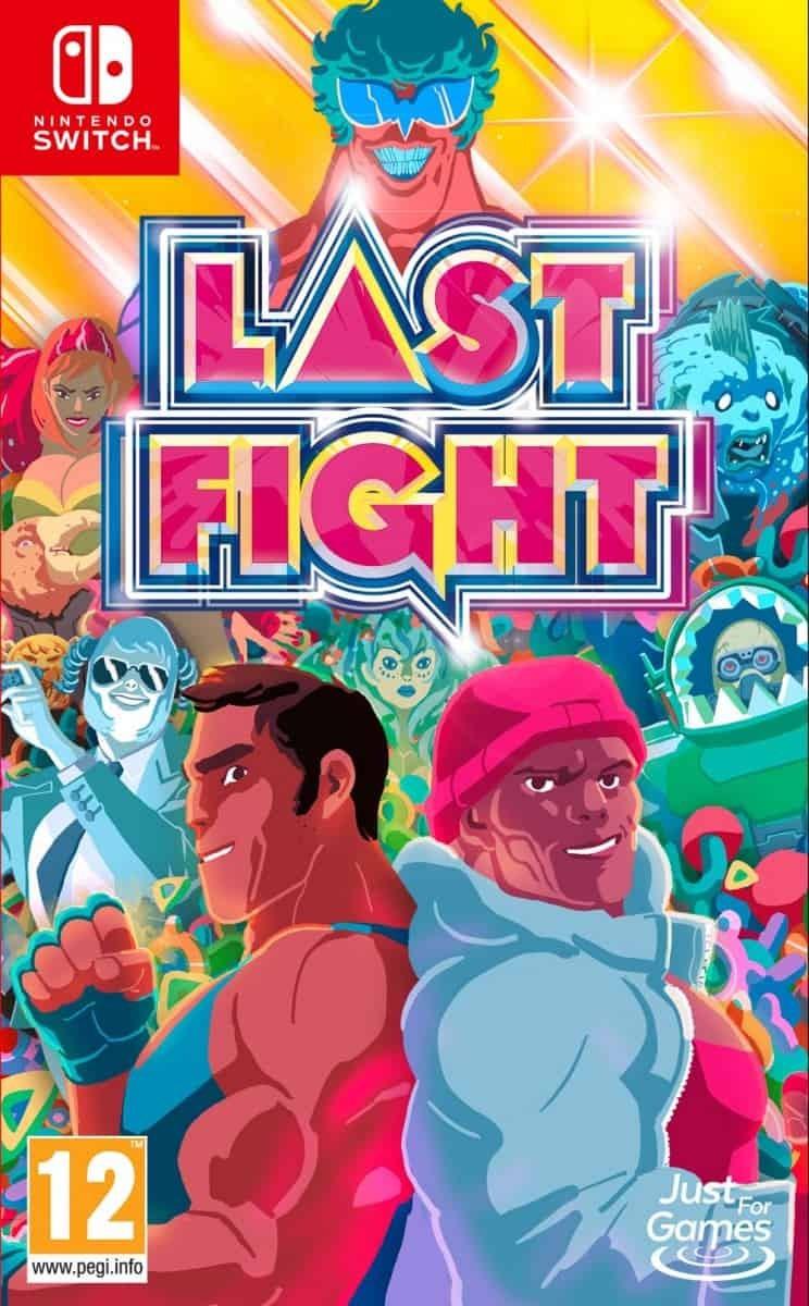 Lastfight Русская Версия (Switch)