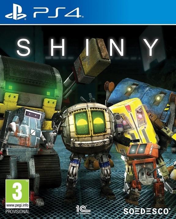 Shiny Русская Версия (PS4)