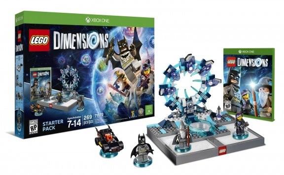 LEGO Dimensions Стартовый набор (Xbox One)