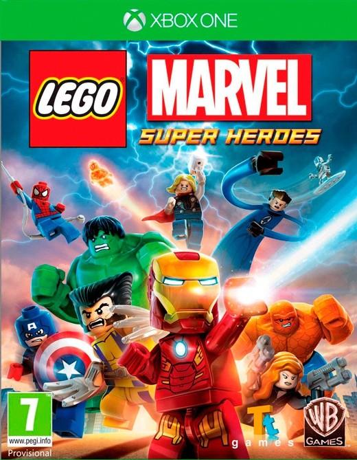 LEGO Marvel: Super Heroes (Xbox One)