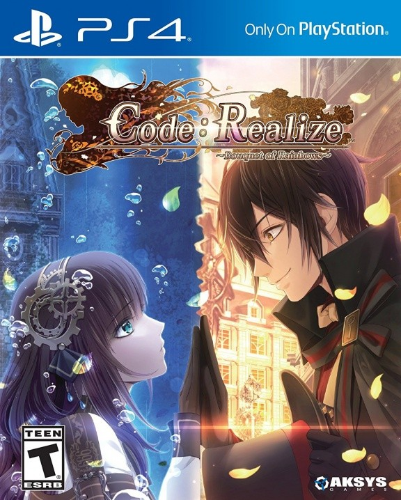 Code: Realize Bouquet of Rainbow (PS4)