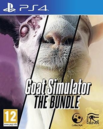 Goat Simulator: The Bundle (PS4)