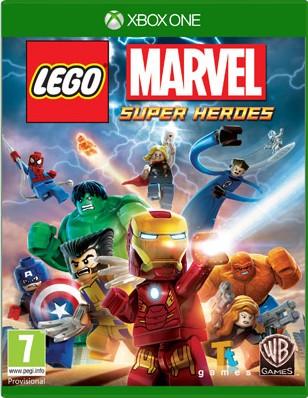 LEGO Marvel: Super Heroes Русская Версия (Xbox One)