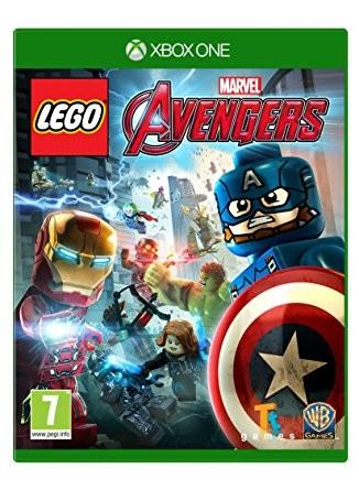 LEGO Marvel: Мстители (Avengers) (Xbox One)