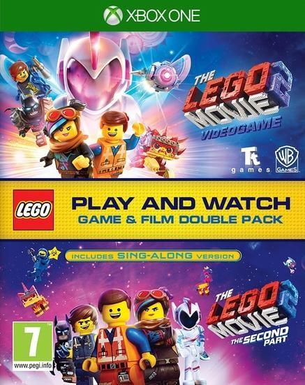 LEGO Movie 2 Videogame + Фильм The Lego Movie 2 Русская Версия (Xbox One)