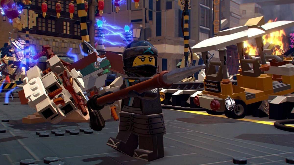 LEGO Movie 2 Videogame. Minifigure Edition Русская Версия (Switch)