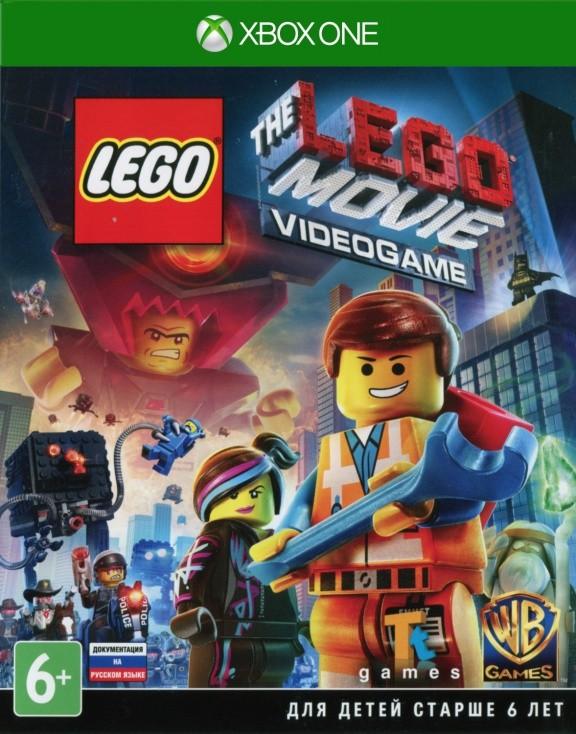 LEGO Movie Videogame Русская версия (Xbox One)
