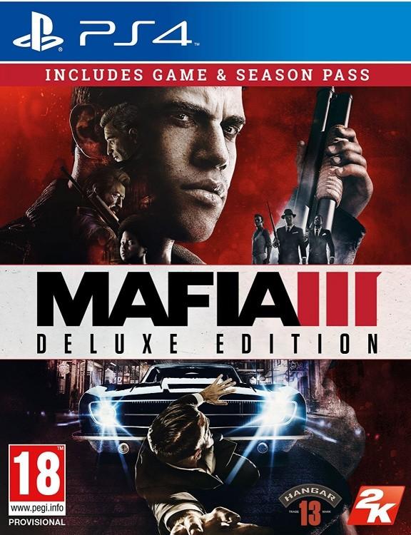 Mafia 3 (III) Deluxe Edition (PS4)
