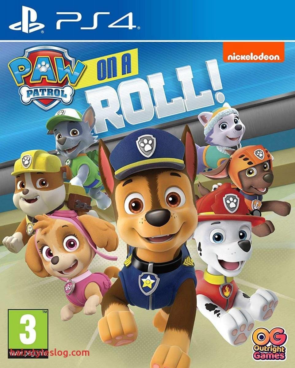 PAW Patrol: On a Roll (Щенячий патруль) (PS4)