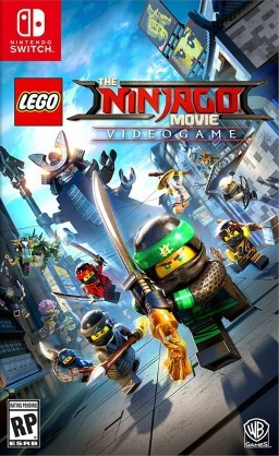 LEGO Ninjago: Movie VideoGame (Ниндзяго Фильм) (Switch)