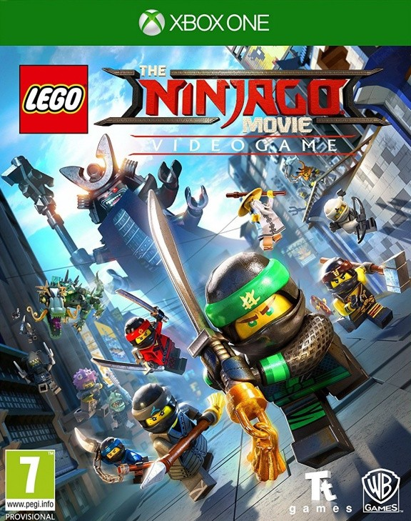 LEGO Ninjago: Movie VideoGame (Ниндзяго Фильм) Русская Версия (Xbox One)