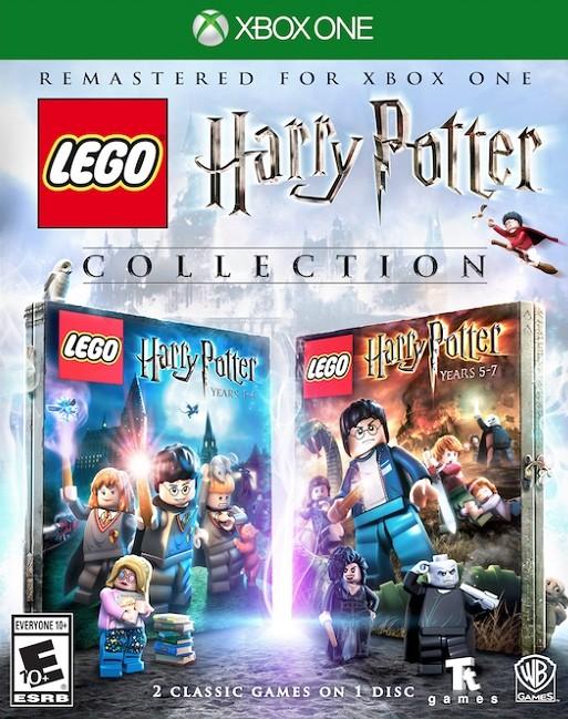 LEGO Гарри Поттер: Collection годы 1-7 (Harry Potter Years 1-7) Русская Версия (Xbox One)